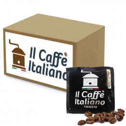 Dosettes ESE Café - Il Caffe Italiano - Trieste - 100 Capsules