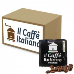 Dosettes ESE Café - Il Caffe Italiano - Firenze - 100 Capsules