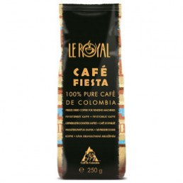 Café Soluble Le Royal Café Fiesta Colombie - 250 gr
