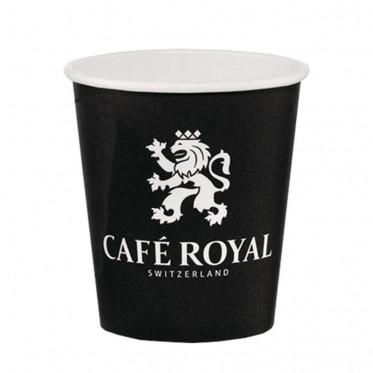 Gobelets en carton Café Royal 15 cl - Lot de 50