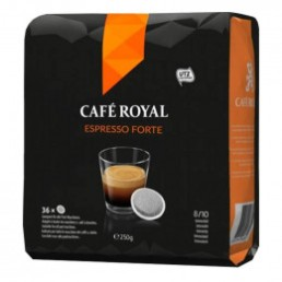 Dosette compatible Senseo Café Royal Espresso Forte - 36 pads