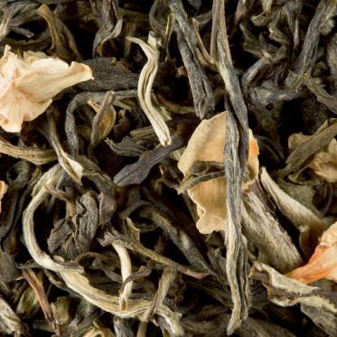 Thé blanc passion de fleurs Dammann Frères sur Coffee-Webstore