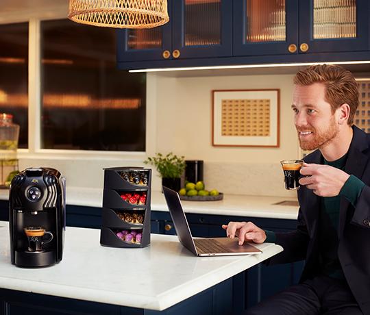 la tendance du coffee corner en entreprise