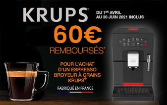 Broyeur automatique Krups