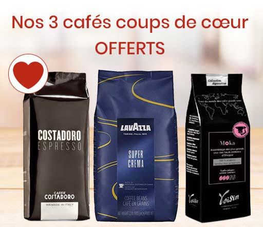 Café grains offerts par Coffee Webstore