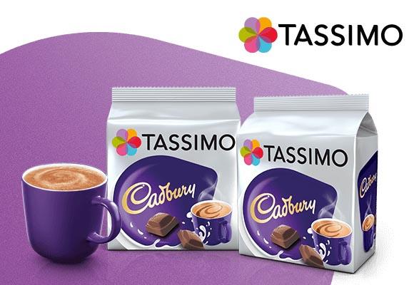 Tassimo Cadbury Hot Chocolate