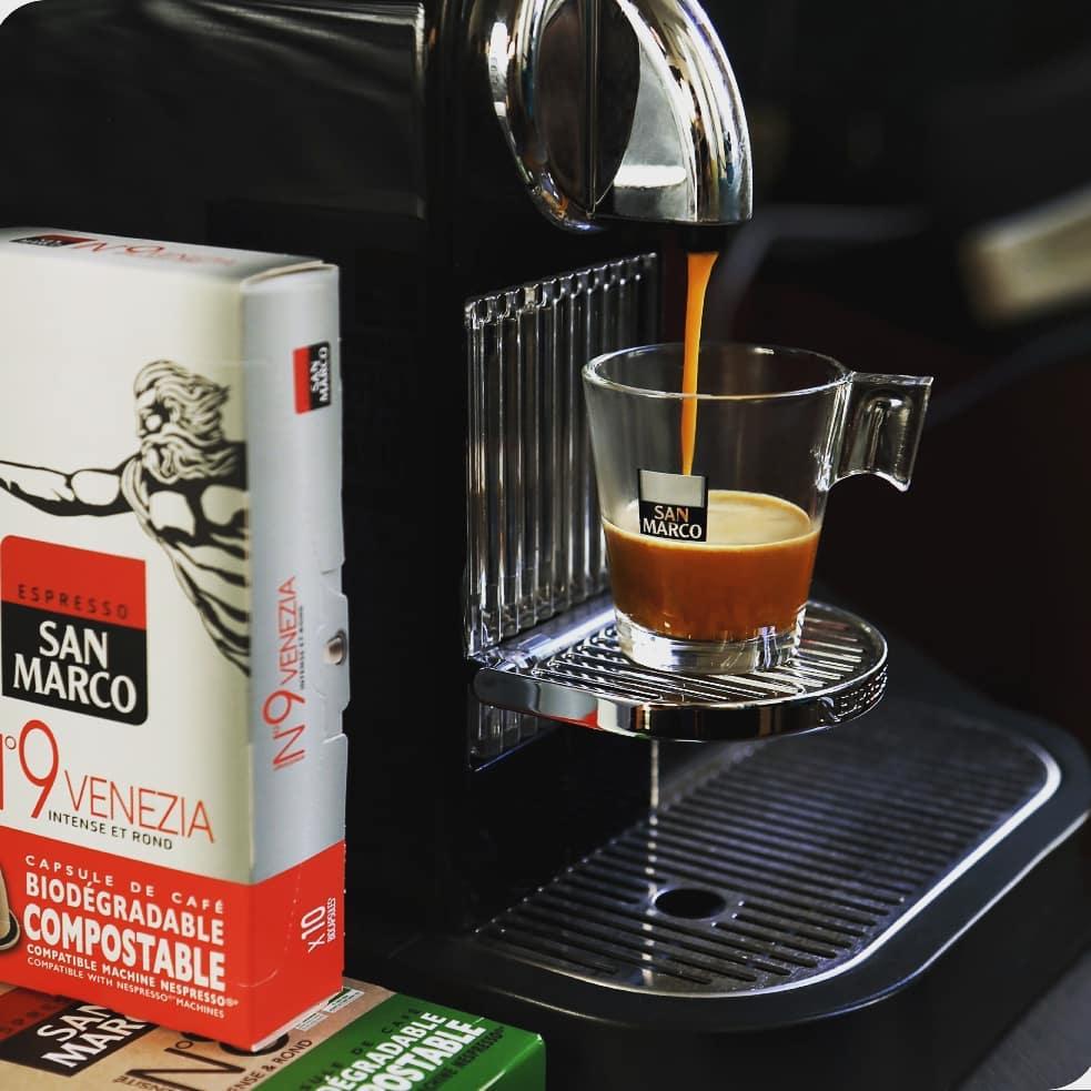 Capsule Nespresso San Marco Venezia n09
