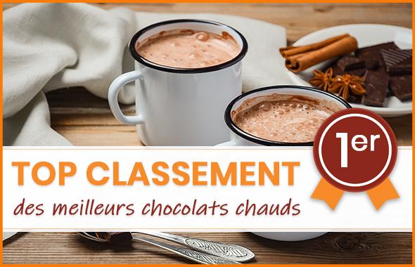 meilleur chocolat chaud