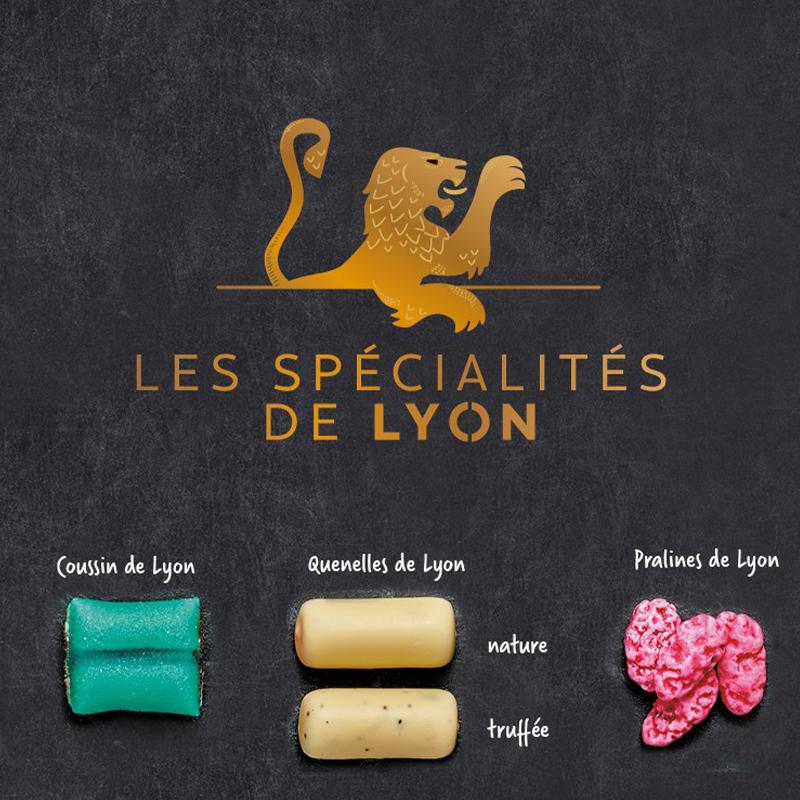 Spécialité de Lyon Voisin