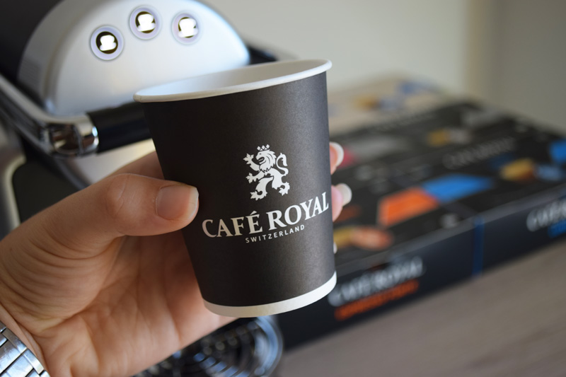Gobelet Café Royal 15 cl