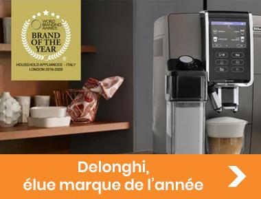 Delonghi élue marque de l'année