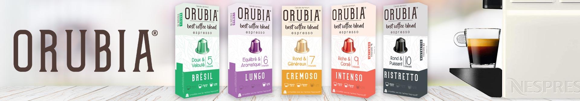 Gamme Orubia