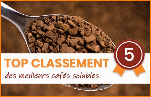meilleur café soluble