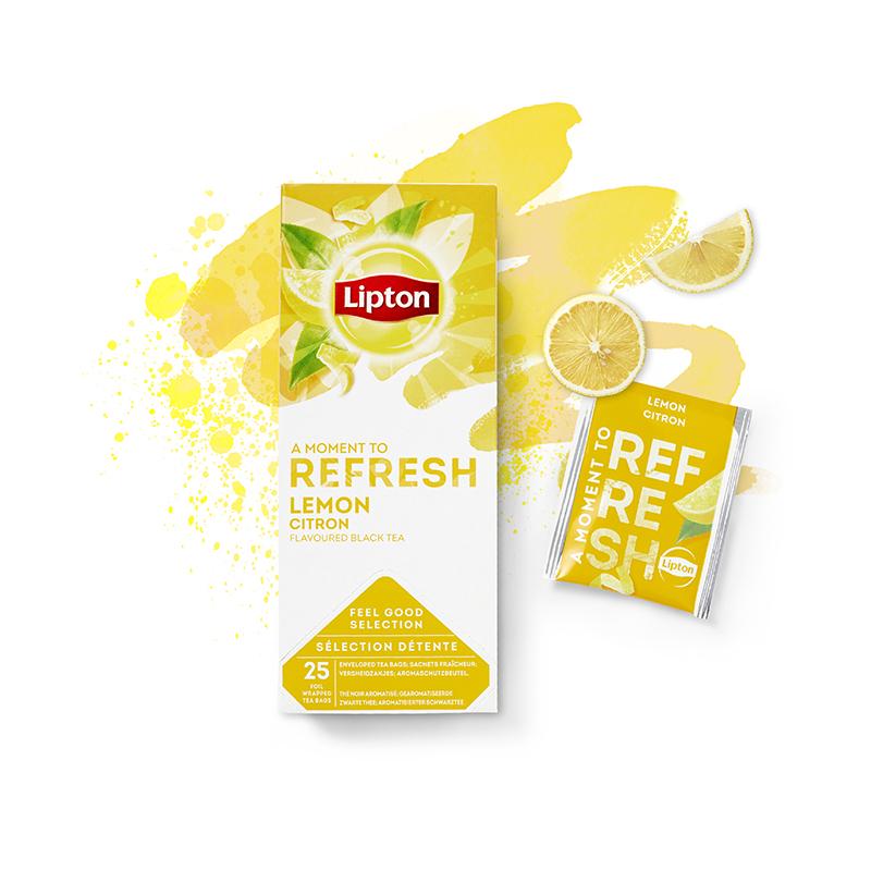 Lipton Refresh Citron