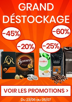 Promotion grand déstockage