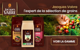 Café en grains Jacques Vabre