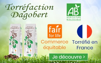 Café en grains bio Dagobert