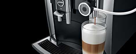 Machine Jura E8 Coffee Webstore