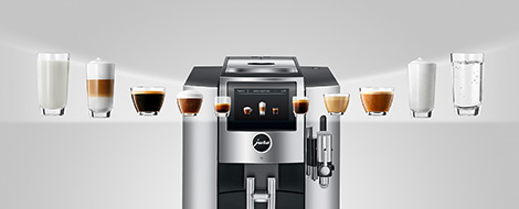 Machine Jura S8 Coffee Webstore