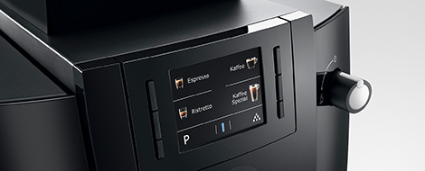 Machine Jura WE6 Coffee Webstore