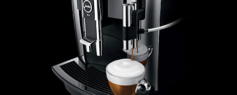 Machine Jura WE8 Coffee Webstore