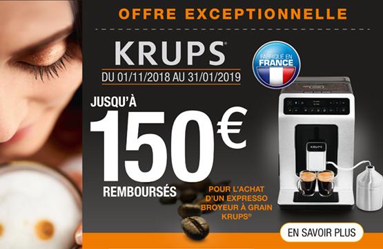 Machine Krups Coffee Webstore