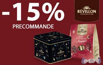 Révillon, le chocolatier français !