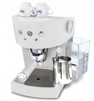 Machine Ascaso Blanche Basic