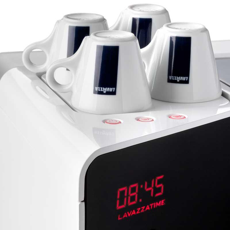 Machine à Capsule Lavazza Espresso Point Lavazza Time EP 1800 Porte tasse